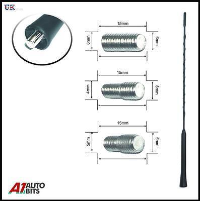 Genuine sostituzione Auto Tetto Antenna Antenna FM Mast RENAULT CLIO MK2 MK3 41cm