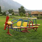 Lifetime Ace Flyer Teeter Totter Seesaw Playground Airplane Steel Equipment