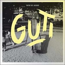 GUTI - PATIO DE JUEGOS NEW VINYL RECORD