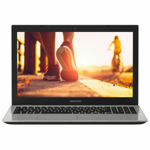 "New MEDION AKOYA S6426 Notebook Laptop 39,6cm15,6"" Intel i5 128 GB SSD 1TB 8GB"