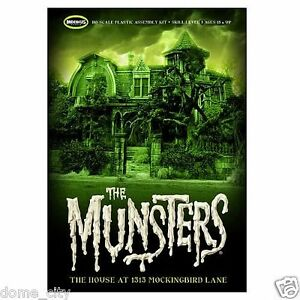 Munsters-House-Model-Kit-Moebius-Models-TV-Show-HO-scale-Munster