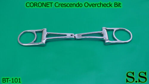 "BT-0101 CORONET Crescendo Overcheck Bit 5.5/"""