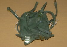 HASBRO GI JOE ACTION SOLDIER BACKPACK  TAGGED JAPAN 1960'S  CLEAN