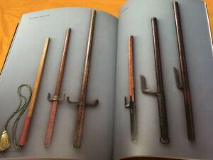 Japanese JUTTE of Edo period book katana samurai jitte weapon Catch tool #1151