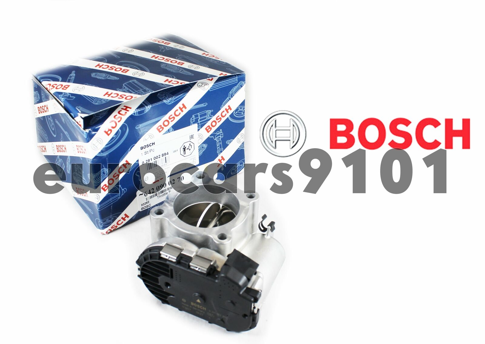 Bosch Fuel Injection Throttle Body Assembly 0281002894 6420900270 New