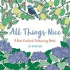 All Things a Zealand Colouring Book by Jo Pearson.