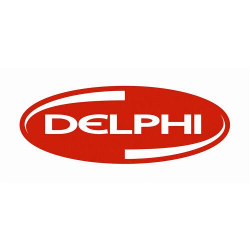Se adapta a VW Beetle 1303 LS S 1.6 Original Delphi Trasero Zapata De Freno Kit De Accesorios
