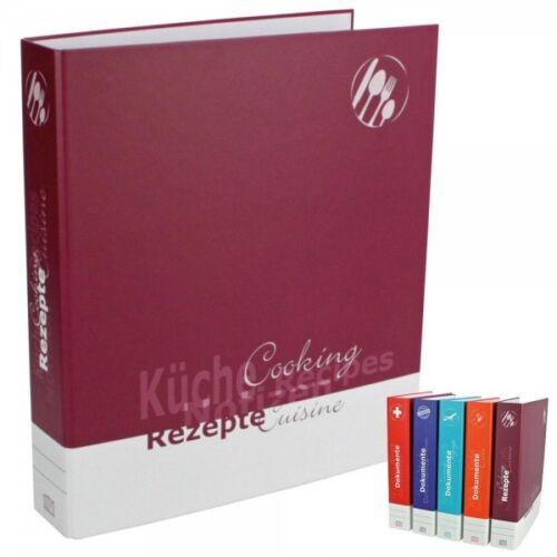SAFE 4000 Dokumentenordner Küche