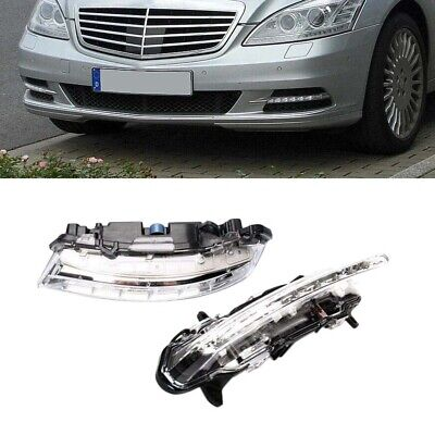 Left /& Right Daytime Running Light DRL for Benz W221 C250 CL550 S350