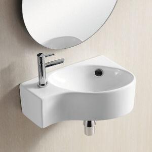 Lux Aqua Design Waschtisch Waschbecken Gaste Wc Wandwaschbecken