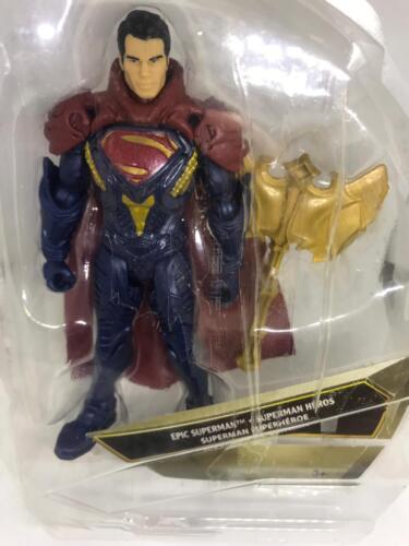 """Dawn of Justice bataille épique Superman 6/"""" Action Figure Superman"""