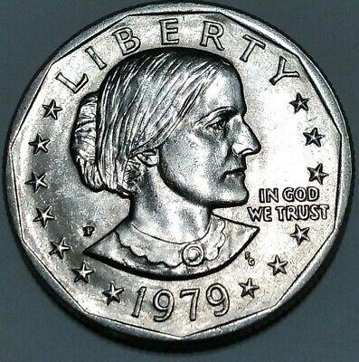 1979 1 dollar coin