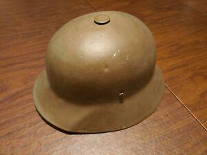 Austrian Berndorfer Helmet WK1 1916 ORIGINAL WW1 VERY NICE