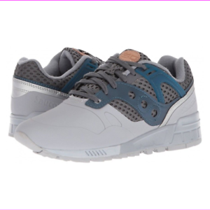 Details about SAUCONY MEN'S SHOES SNEAKERS GRID SD HT GreyBlue