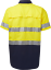 HI-VIS-SHIRT-SAFETY-COTTON-DRILL-WORK-WEAR-SHORT-SLEEVE-Air-Vents-UPF-50 thumbnail 20