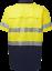 HI-VIS-SHIRT-SAFETY-COTTON-DRILL-WORK-WEAR-SHORT-SLEEVE-Air-Vents-UPF-50 thumbnail 20