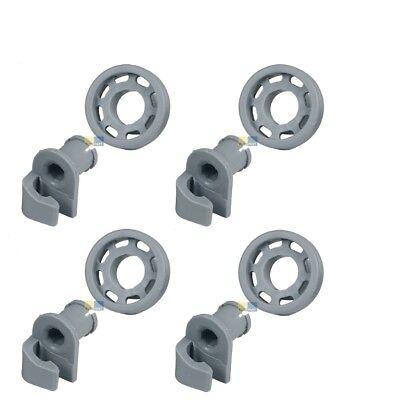 Electroménager Réfrigérateurs, Congélateurs Realistic Roulement Pour Panier Bosch Siemens Supérieur 4 Pièces 424717 00424717 066321 Customers First