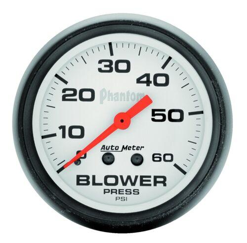 AutoMeter 5802 Phantom Mechanical Boost Gauge