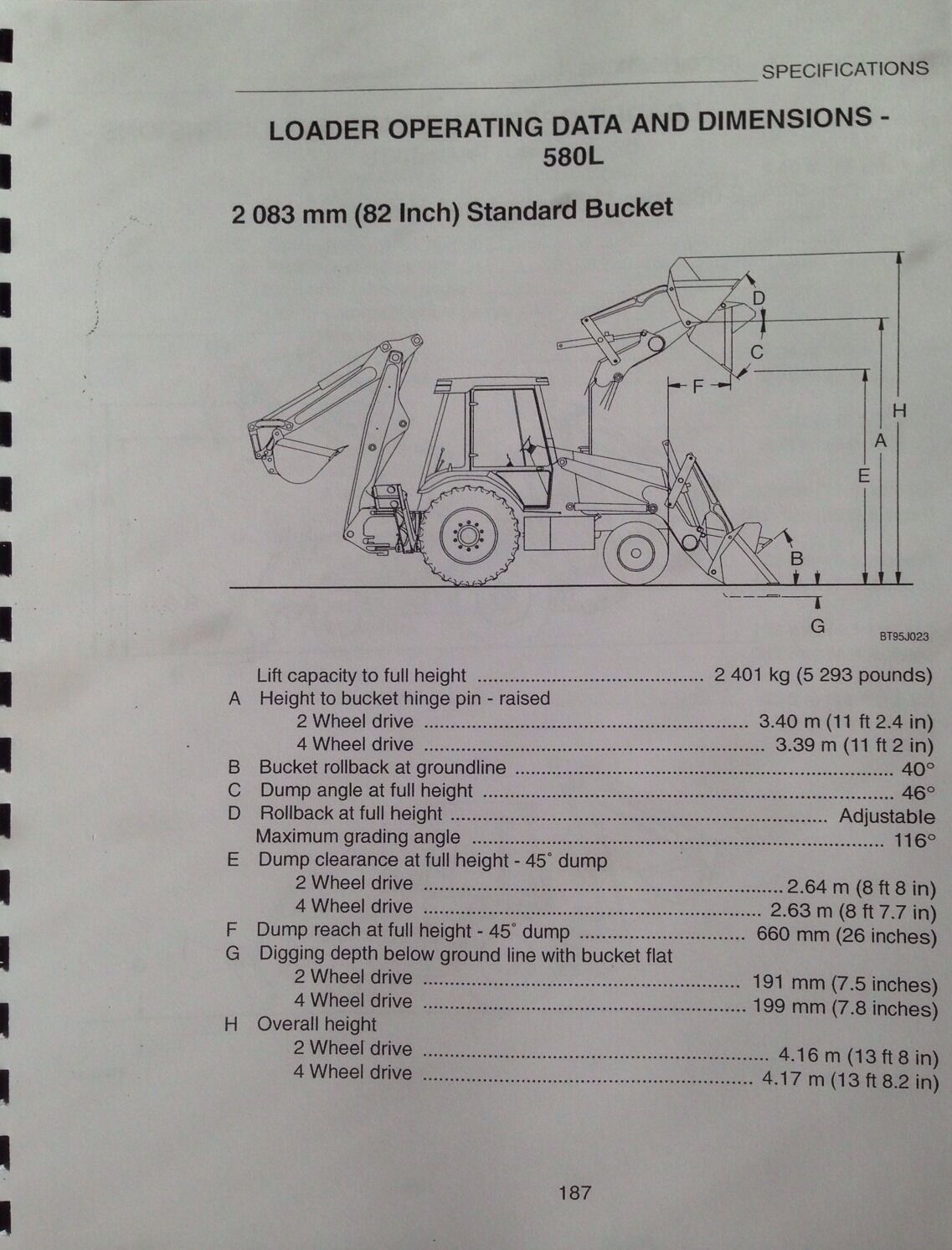 Case 580l 580 Super L 590l 580sl 590sl Loader Backhoe Operators Manual |  eBay