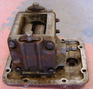 9n Ford Tractor >> Ford Tractor Hydraulic Pump 8n 9n 2n Ebay