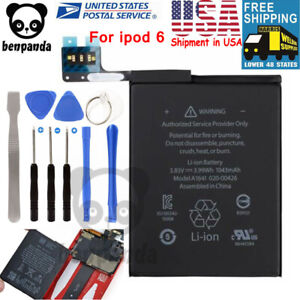 Brand-New-1043mAh-Replacement-Battery-For-iPod-Touch-6th-Generation-A1574