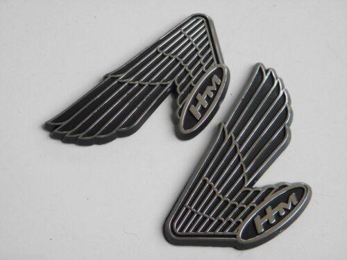 HONDA 90 CL90 S90 Z S90Z K1 CS90Z TS50 CL70 Petrol Fuel Gas Tank Emblem Badge