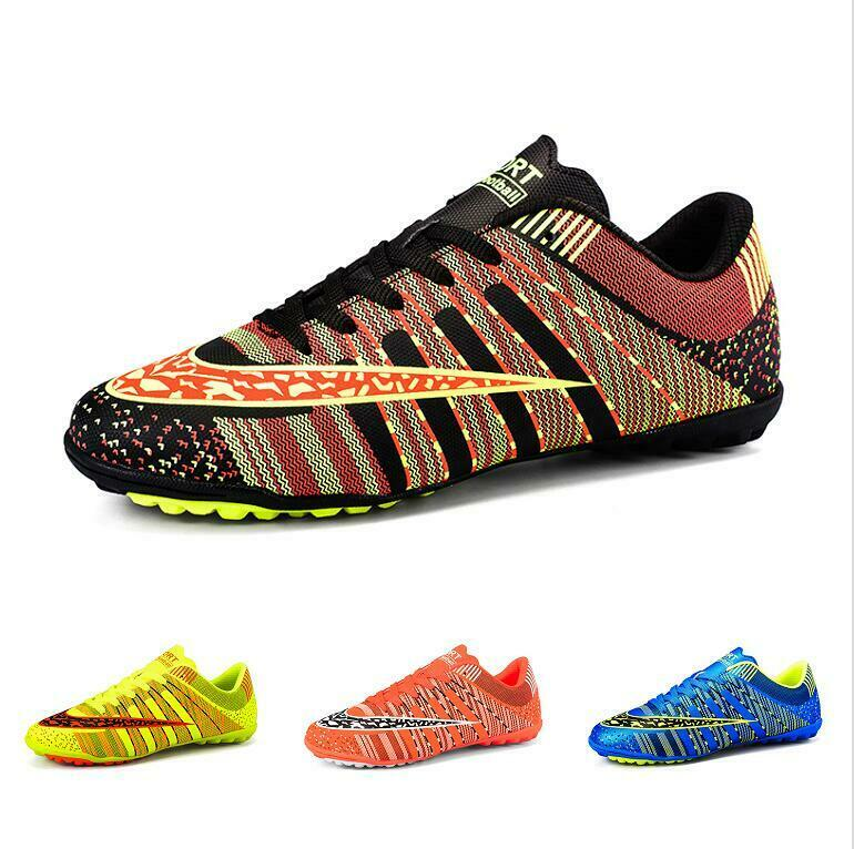 Football shoes Men Sneaker Trail Athletic Pum Sport Breathable Comfort Leisure
