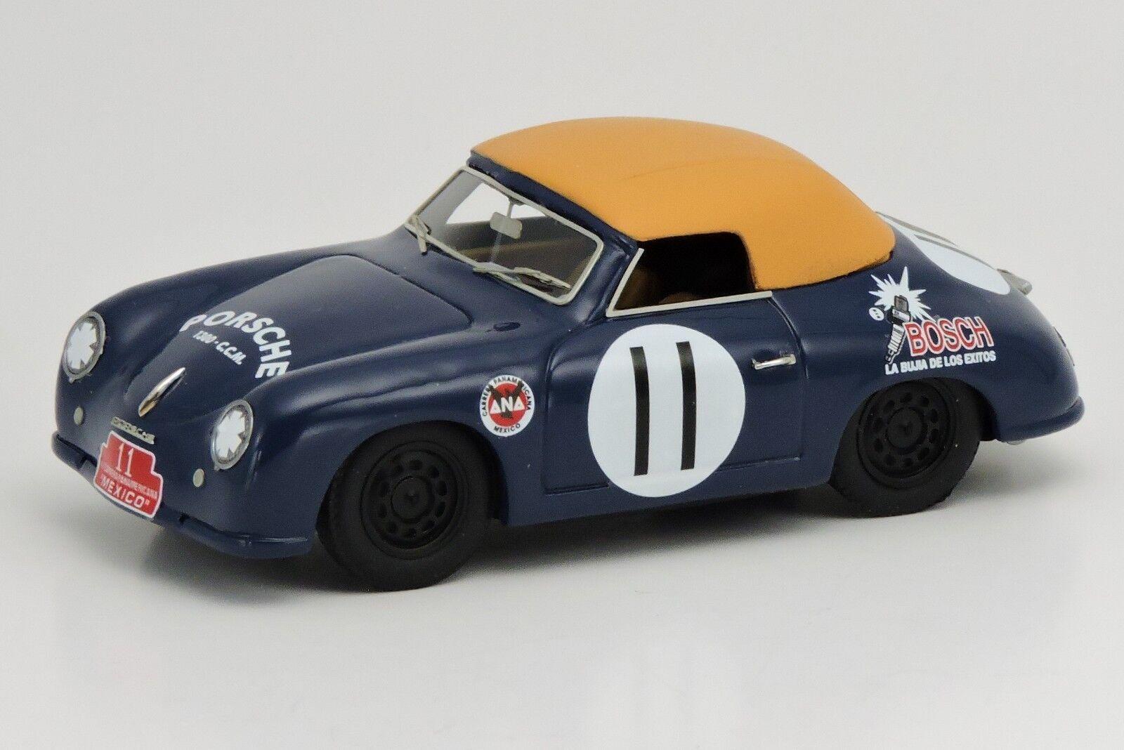 kit Porsche 356 A Spider  11 Carrera Panamericana 1952 - Arena Models kit 1 43