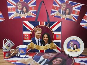 Union-Jack-Prince-Harry-Meghan-Royal-Wedding-2018-Party-Decorations-Celebrations