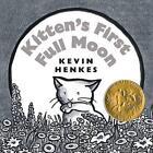 Kitten's First Full Moon Board Book by Kevin Henkes 9780062417107
