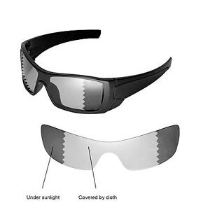 batwolf oakley nz 2pf3  Image is loading  New-WL-Polarized-Transition-Photochromic-Replacement-Lenses-For