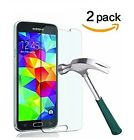 2-Pack Premium Tempered Glass Screen Protector For Samsung Galaxy S5 G900
