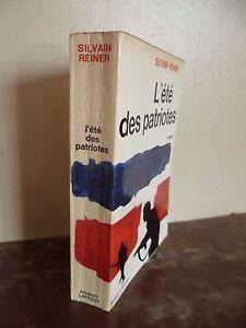 S.Reiner ESTATE Delle Patriots 1964 Laffont Parigi IN 12 Guantone Di' Autore Be