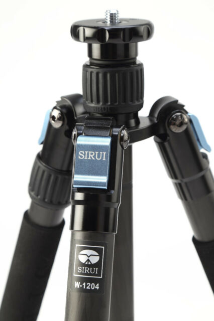 Sirui W-1204 Waterproof Carbon Fiber Tripod