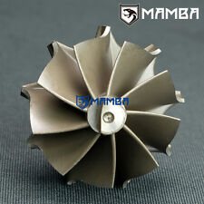 MAMBA Turbo Turbine Shaft Wheel Upgrade for Mitsubishi TD04HLR 9 Blade BMW N20