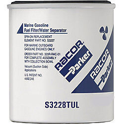 Racor Marine Fuel Filter Water Separator Outboard S3228 s3228ul s3228tul