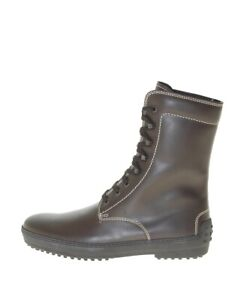 MEN-039-S-BOOTS-TOD-039-S-AUTHENTIC-NEW-WITH-BOX-SIZE-43