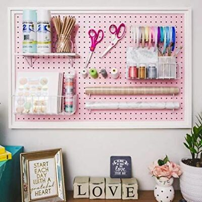 The Pink Pegboard