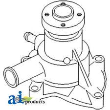 A-3284086M92 Massey Ferguson Parts WATER PUMP 1010, 1020