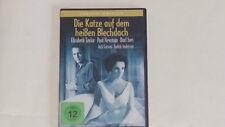 Die Katze auf dem heißen Blechdach - (Elizabeth Taylor, Paul Newman) DVD