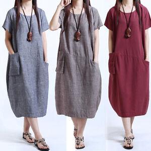 Boho hippie damen baumwoll leinen freizeit locker hemd - Hippie bluse damen ...
