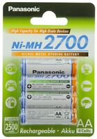 Panasonic Mignon Aa Akku Für Gps Navi Garmin Gpsmap 64s 64st Accu Akkus Batterie