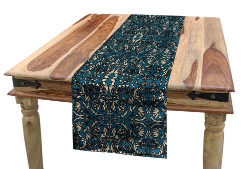 Chinesisch Tischläufer Oriental Antike Rolle