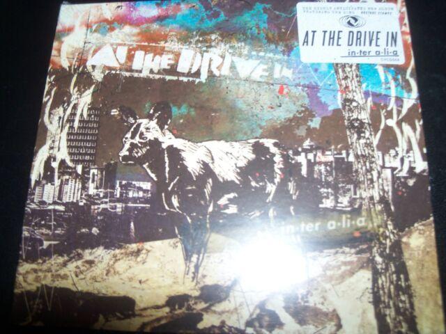 AT THE DRIVE-IN in•ter a•li•a / interalia (Australia) Digipak CD - New