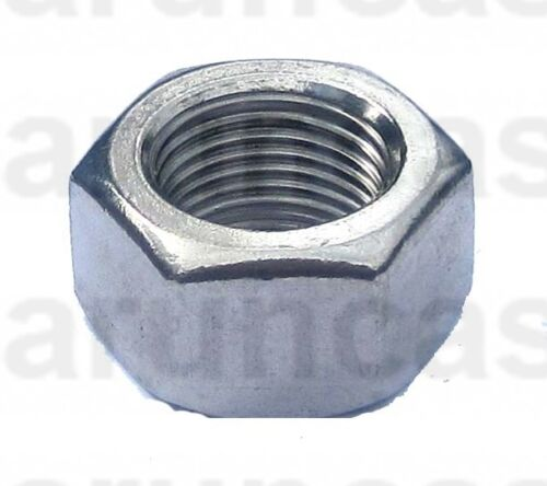 Stainless Full Nuts 3//4-16 UNF Stainless Hex Full Nuts x2 3//4 UNF 16tpi