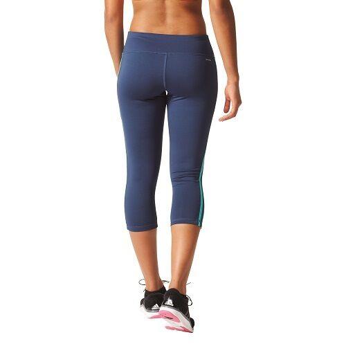 adidas Essentials Basic 3/4 Tight Fitness Laufen Training Hose AJ9371 /J4