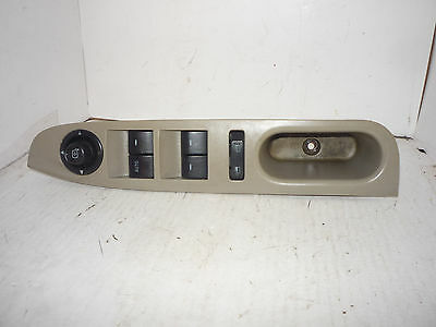 06-11 Ford Fusion Driver Master Power Window Mirror Control Switch OEM