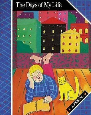 Days of My Life : A Journal for the Teen Years Paperback Betsy McMahon