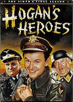 Hogan's Heroes - Sixth & Final Season - (4) Dvd Set - Still Sealed