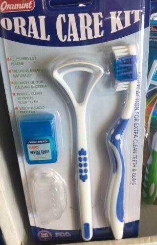 Lot Revendeur Destickage Palettes//solderie De 5 Blisters De Kit Complet Dentaire